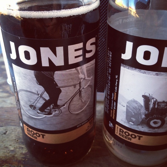 Been jonesin' for the Jones. Thanks @thesheds
