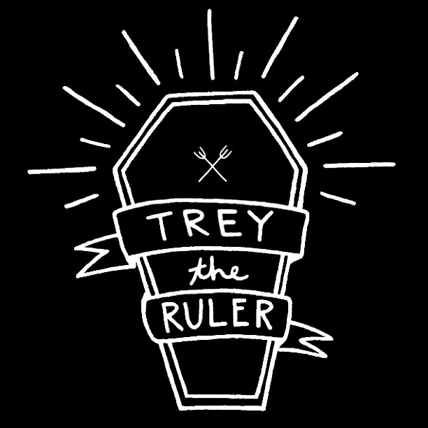 Recently did a sticker for @treytheruler check it out.
