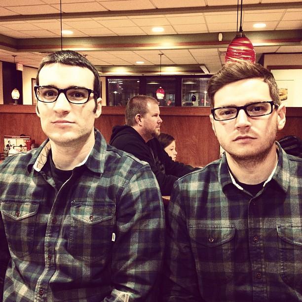 Matching shirts? @calebtight69 @jay_hoe