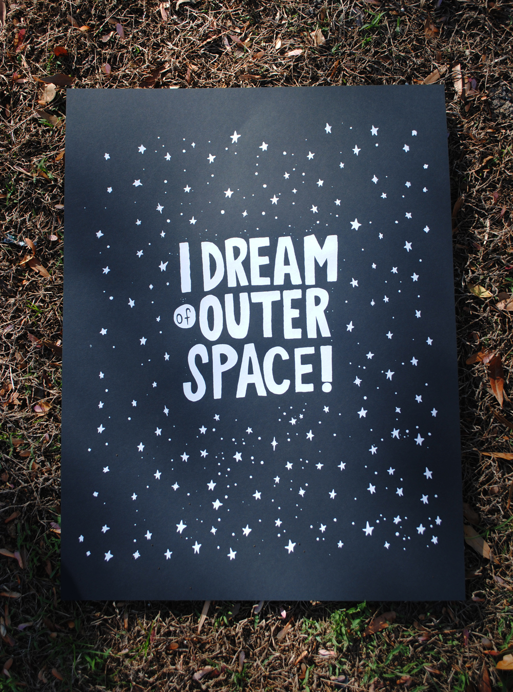 I Dream of Outer Space