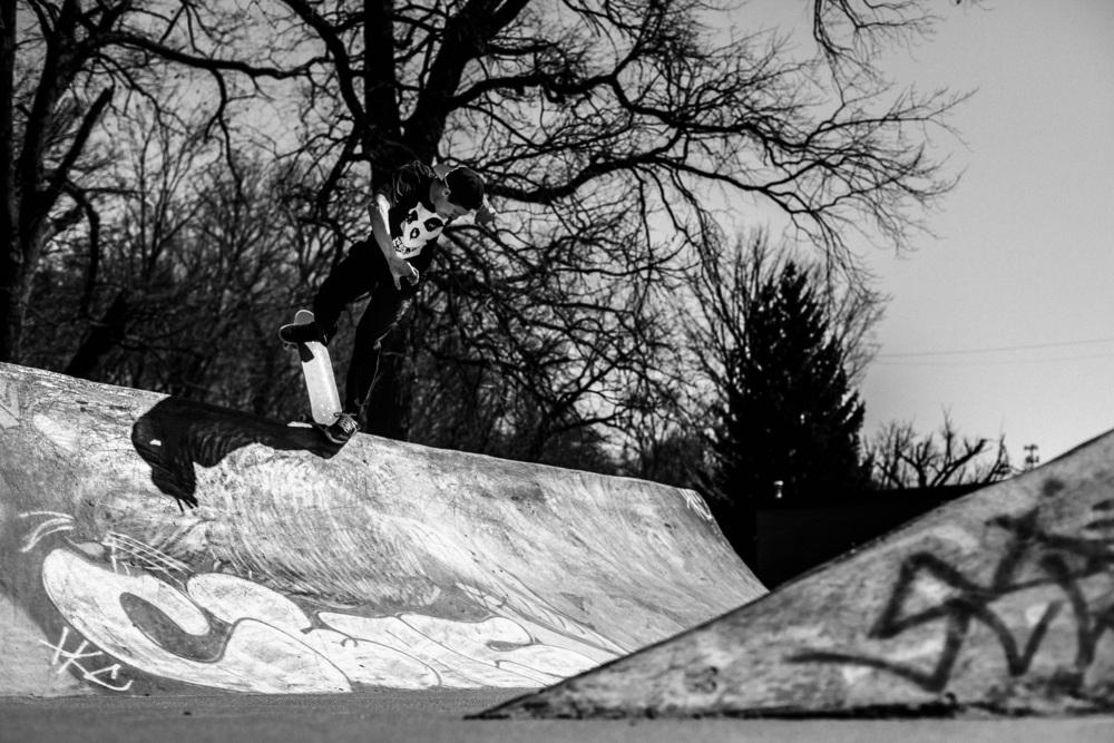 Braydon Kavanagh / B/S noseblunt slide / Grand Rapids, MI