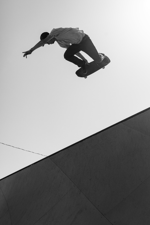 Justin Modica // backside air // Phoenix, AZ