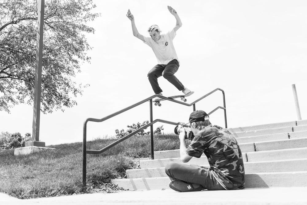 Aaron Goure // Boardslide // Grand Rapids, MI