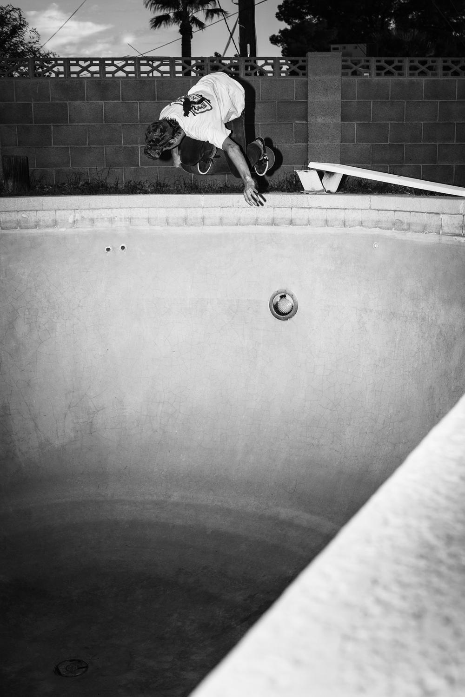 Justin Modcia // backside air // Phoenix, AZ