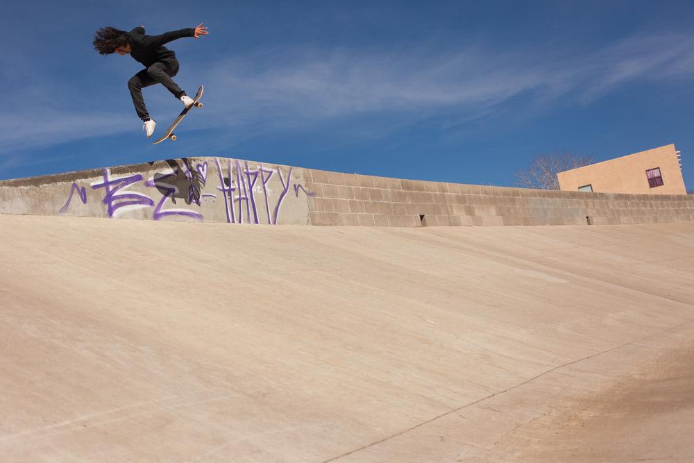Jake Johnson / B/S 360 / Albuquerque, New Mexico
