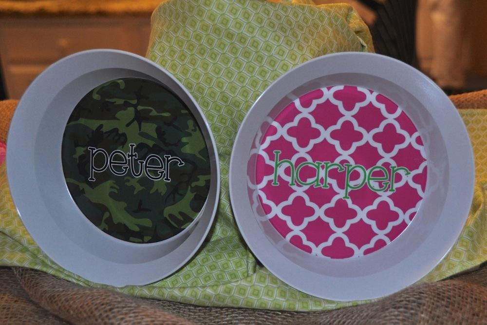 custom designed bowls
