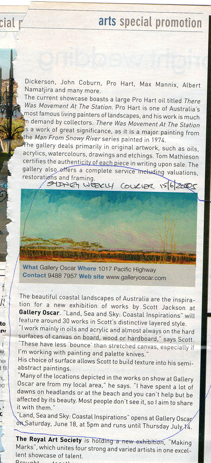 sydney courier2005.jpg