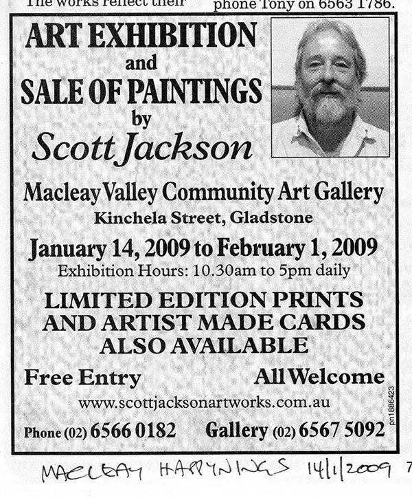 macleay happynings 2009.jpg