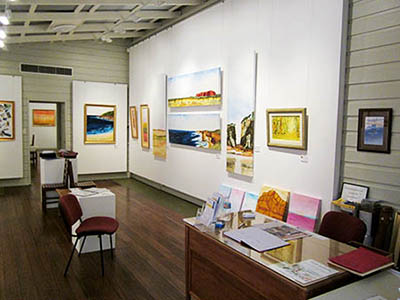 Macleay Valley Community Art Gallery, Gladstone  January 2013 Exhibition