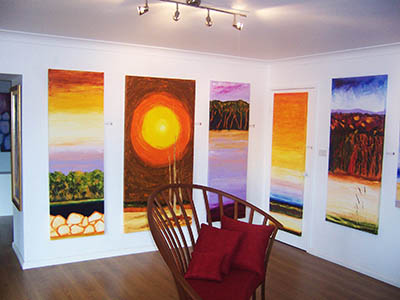 Dovetail Gallery Exhibition, 2008, Port Macquarie