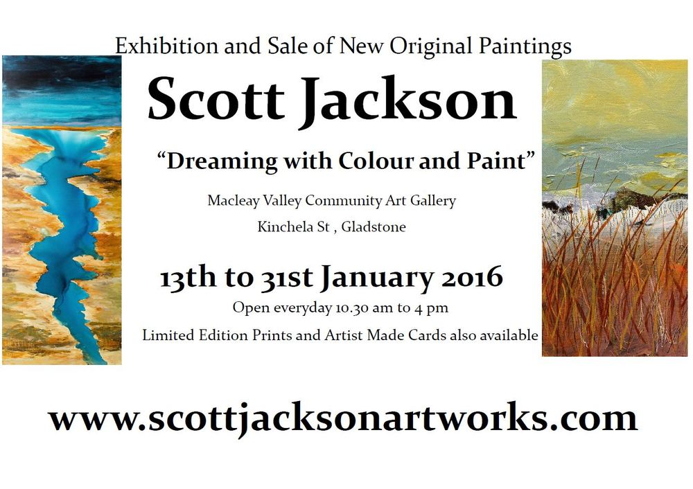 scott jackson artworks january 2016 exhibition