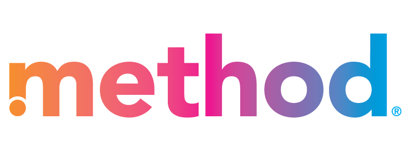 Method is the pioneer of premium planet-friendly and design-driven home, laundry and personal care products. Our naturally derived, biodegradable ingredients clean like heck, smell like heaven and put the hurt on dirt without doing harm to people, creatures or the planet.