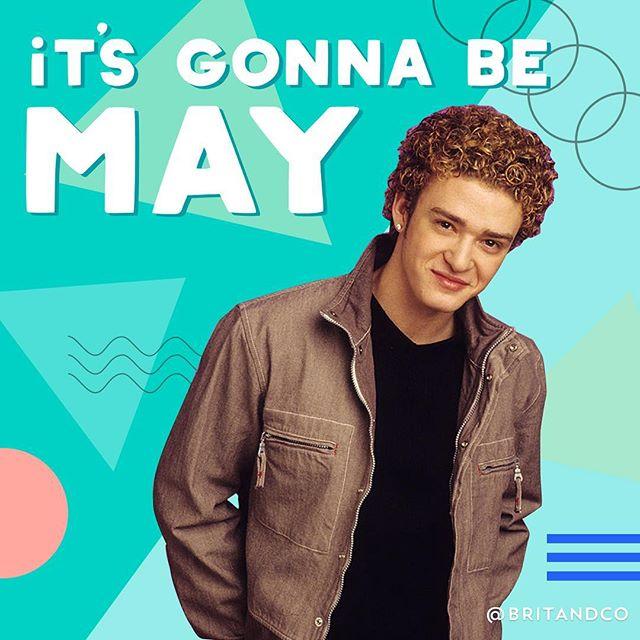 Just in case you forgot... #britstagram #itsgonnabemay