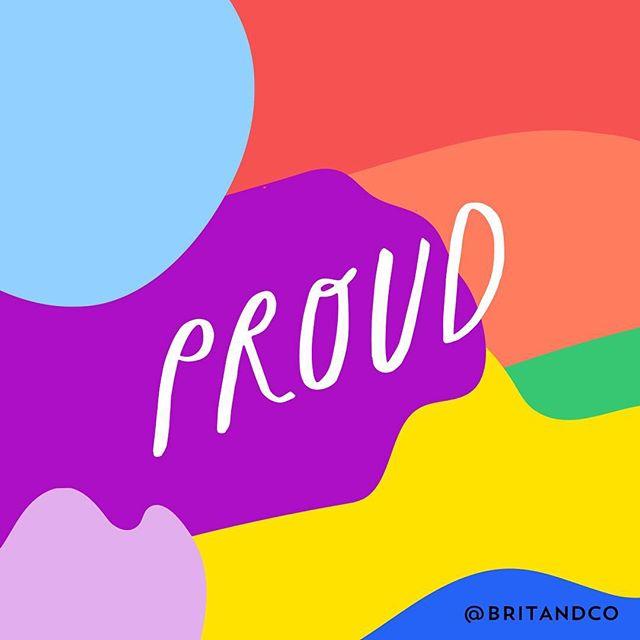 Love wins. 🌈 #britstagram #sfpride #pridemonth