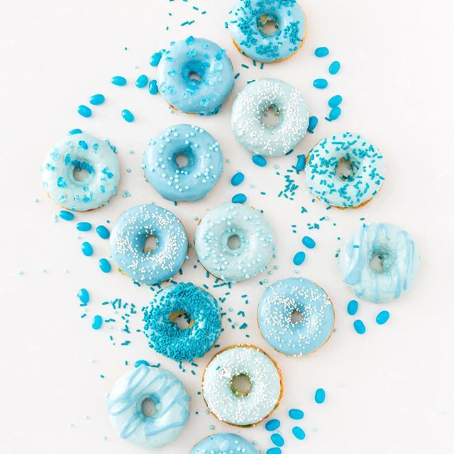 Saturday morning = donut time. #britstagram