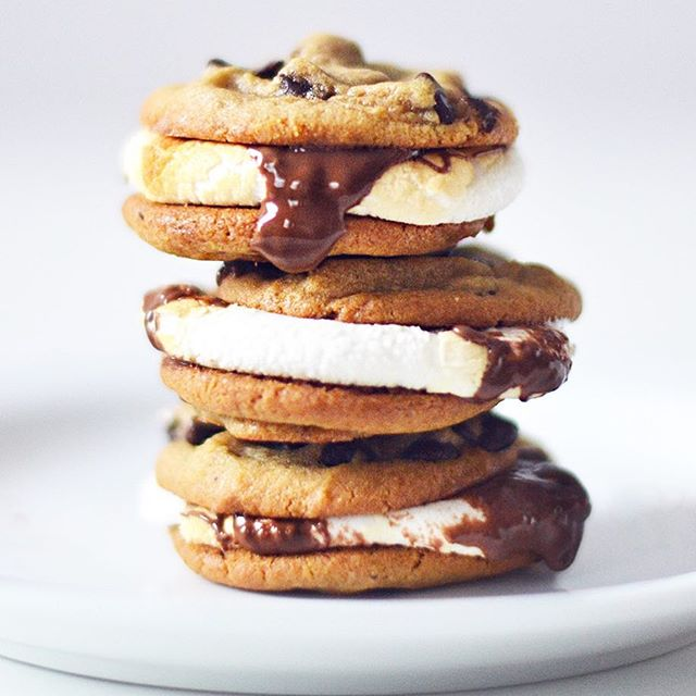 Hey foodies! We want to see YOUR favorite eats, homemade recipes + more! Tag your food pics with #bcfoodie for a chance to be featured on our feed. (Psst! Click the link in profile to get the DL on these Nutella S'more Cookie Sandwiches.) #britstagram #regram via @ravenmarie