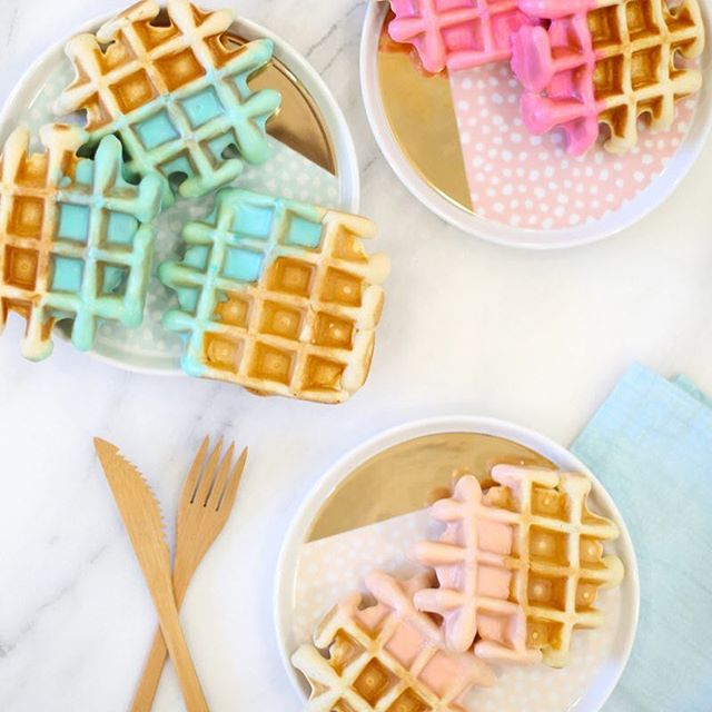 Are these not the best waffles you ever did see?! 😍 #britstagram #bcfoodie  #regram via @lovelyindeed