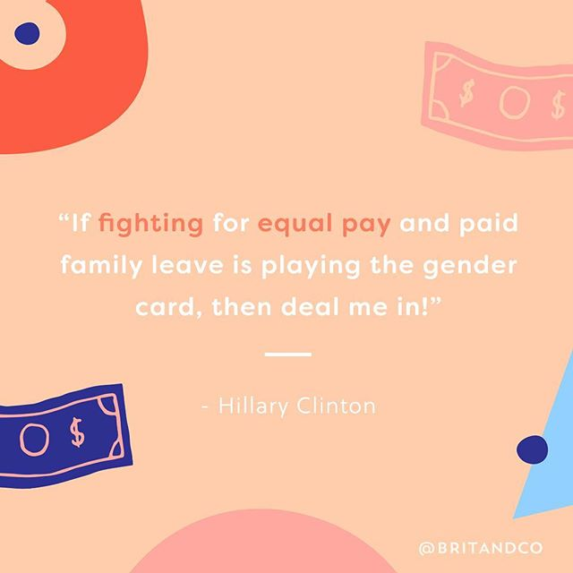 Deal us in. ✨ We're asking for equal pay for equal work. Sounds like a pretty safe bet. #britstagram #EqualPayDay #20percentcounts