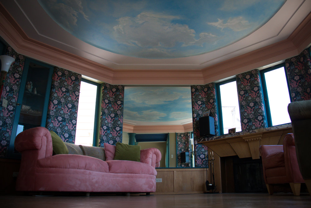 San Francisco home with cloud painted interior.jpg