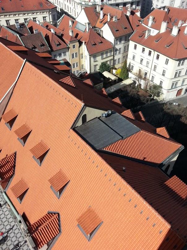 Techos de Praga I