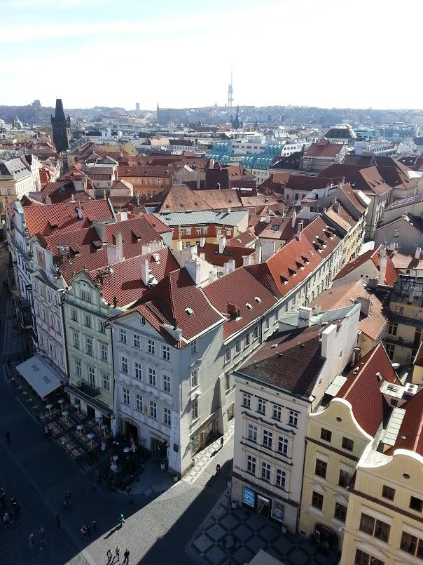 Techos de Praga IV