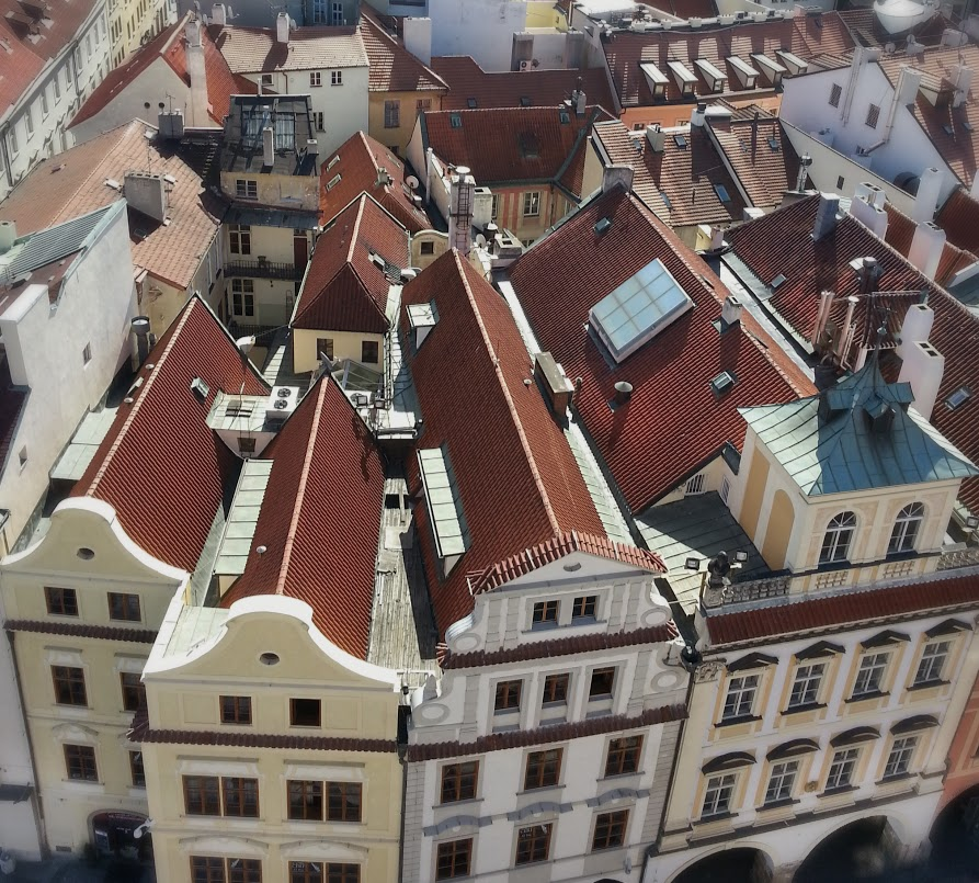 Techos de Praga II