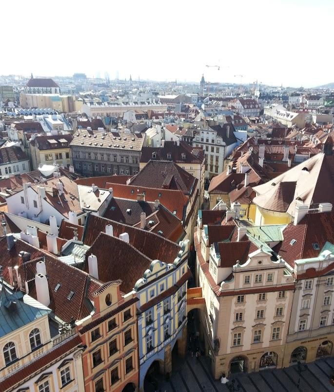 Techos de Praga III