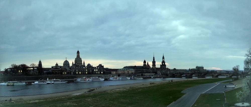 Elba, Dresden