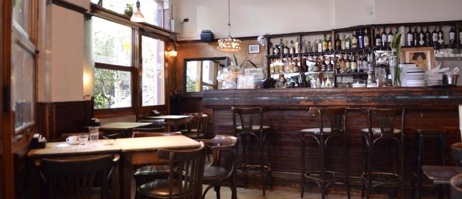 Bar Nostalgia, Buenos Aires, Argentina.