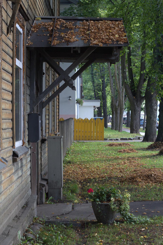 Kalamaja, barrio pesquero de Tallin, Estonia. Septiembre, 2014