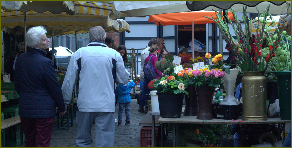 Anónimos Rochusmarkt - Viena, Austria -Octubre2014