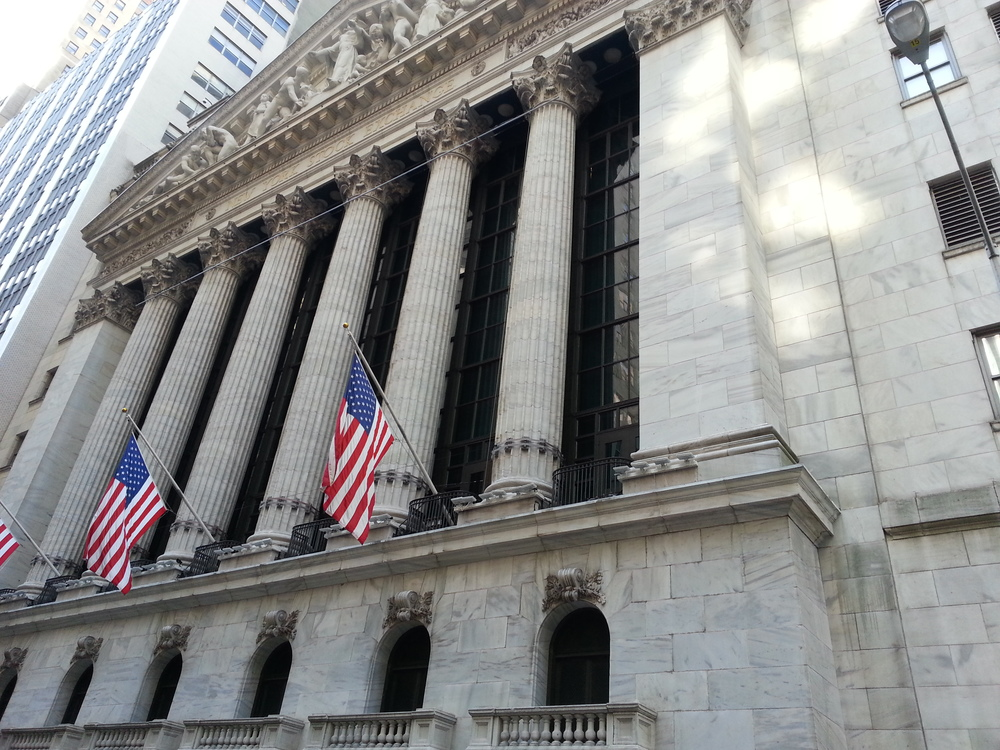 New York Stock Exchange - Octubre 2014
