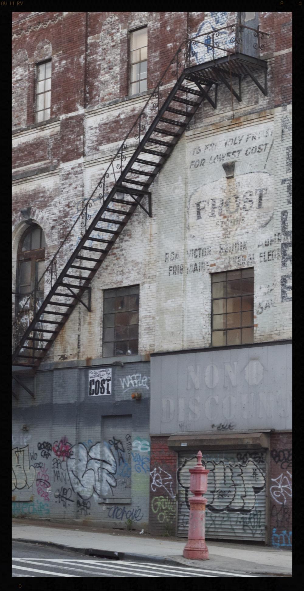 Brooklyn, NY - Octubre 2014