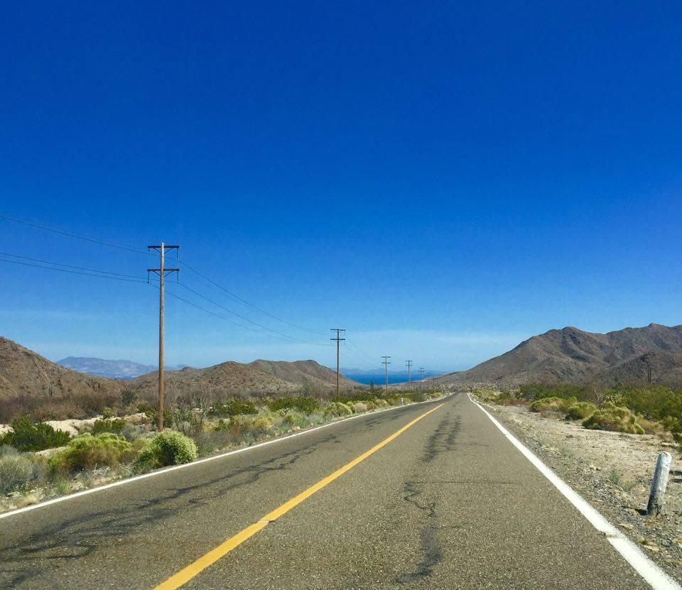 Baja California, México - Marzo 2016