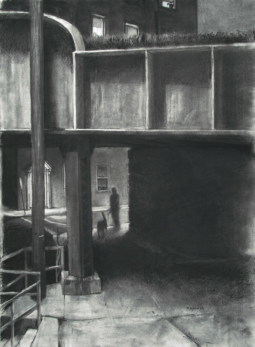 An Evening Walk, 2003