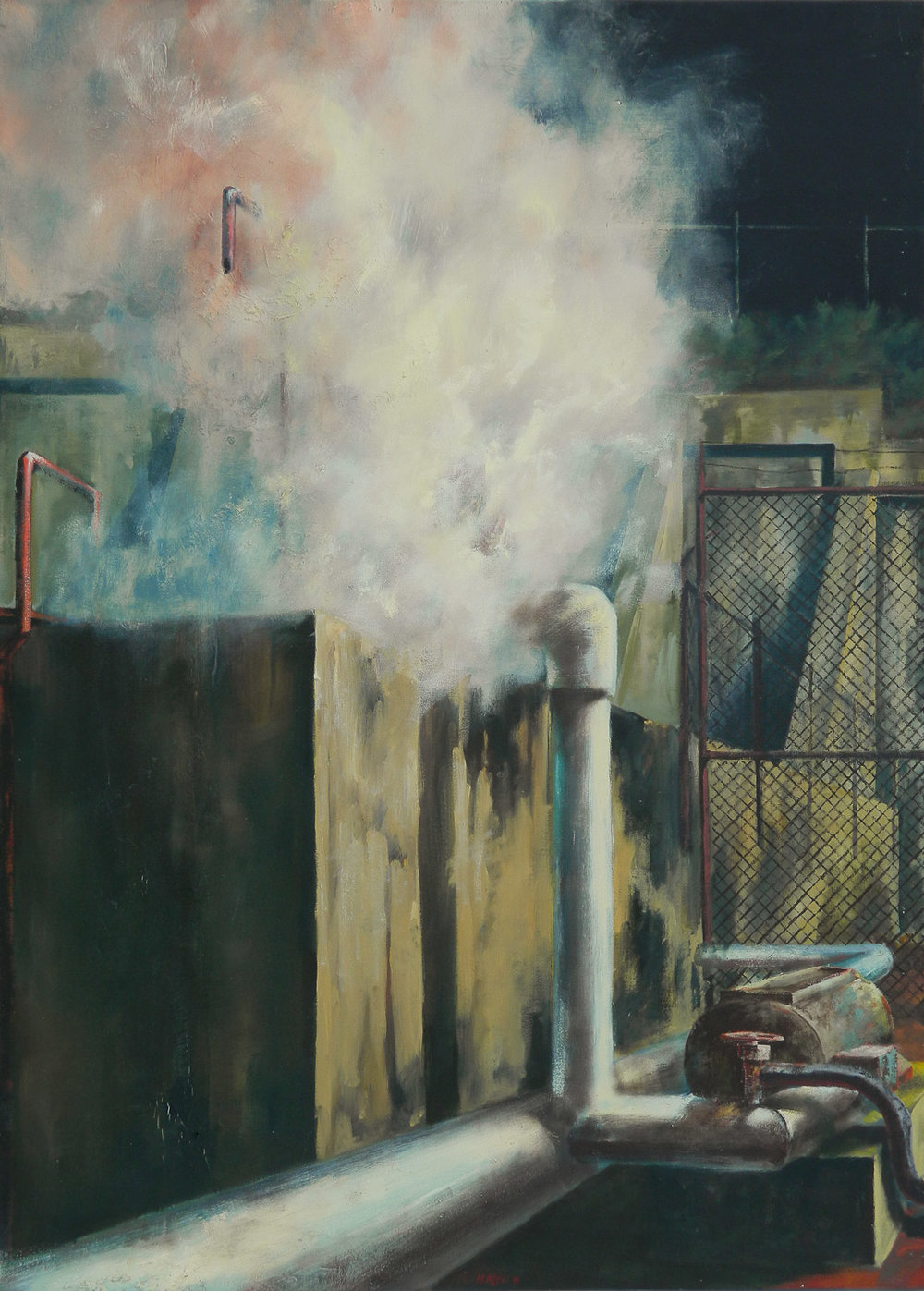 Steam, No.5, 1995