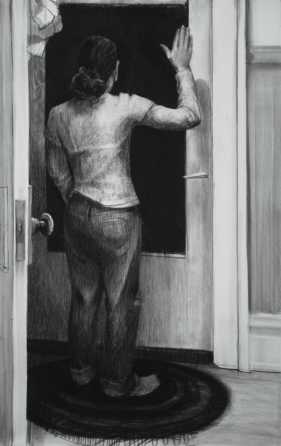 At the Door, 2009