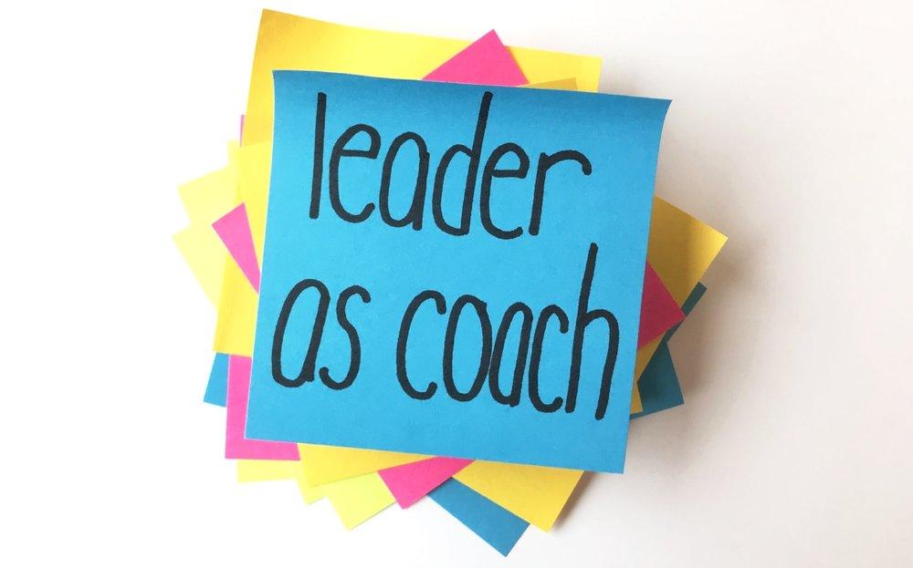 Leader as Coach: for Non-Profits - Calgary - Fall 2018Lethbridge - Fall 2018Edmonton - Spring 2019 (tent.)
