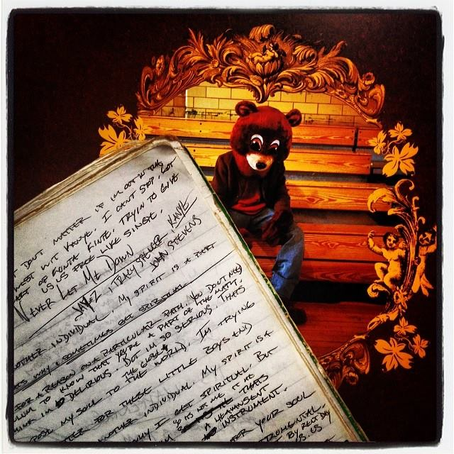10 years ago history was made. 2.10.04 marked the release of @KanyeWest's The CollegeDropout. The project was monumental, marking a new age in music and the arts. It was just what music and Hip-Hop needed. Musically and lyrically it was right on time. When I got the call from @CoodieRock about potentially being on the album (#NeverLetMeDown) I took my shot. That shot became a reality, another great step in my walk, and Poets around the world celebrated with me. To see the love that was returned from that moment has been unprecedented. I thank you all for listening and showing the love you have. I thank those who've supported and those who've hated. It was great working on The College Dropout. It was great becoming a Grammy Winning Artists, but more importantly is was great to be a part of a something that had such a positive impact on so many lives. With that said, cheers to 10 Years. Let this light be a reminder to make your history. LOVE!#DreamsDontComeTrueTheyAreTrue #YouCantQuietMyLoud #LinesOnMyMind#DigginInThePapes Coming Soon #LIFEafterLife Coming Soon #DearFather Coming Soon