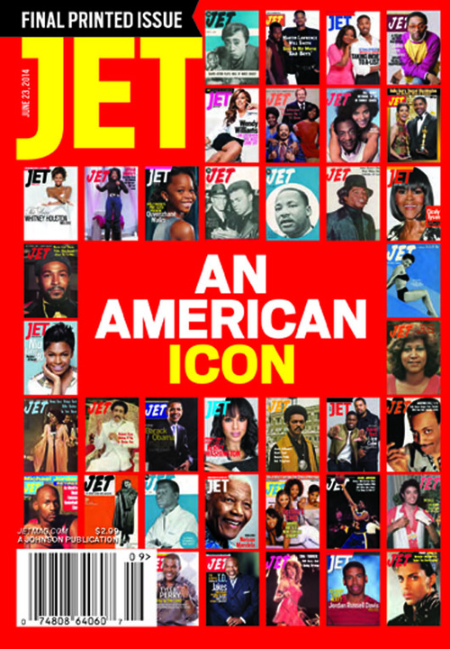 @GetJETmag For so many years getting this small printed treasure in the mail or off of the stands was the true Beauty of the Week. You kept us informed. You inspired us. You shed a beautiful light on Black Culture. Springing from my hometown #Chicago you touched tens of millions. Many flipped thru the pages and wished to be on them. Many flipped thru the pages and dreamed bigger. Personally it was an honor to be able to grace some of those pages... You were our Internet, our radio, our television... our pipeline of information. You put the crown on top of countless African-Americans. You were our voice, holding true to being a beacon of light for us to look to, documenting our grand tale, incasing the power of our history, our story, and our future. From news, to the arts, to politics, to beauty, to fashion, to music, to writers, to entertainment, to sports, to love you broke stories, told stories from our perspective and forever jetted into our hearts. To John H. Johnson, the Johnson Publishing and JET Family, we love you. We thank you! Cheers to the next chapter! See you online...  J. Ivy     #LinesOnMyMind #TheJET #TheJETMagazine #BlackHistory