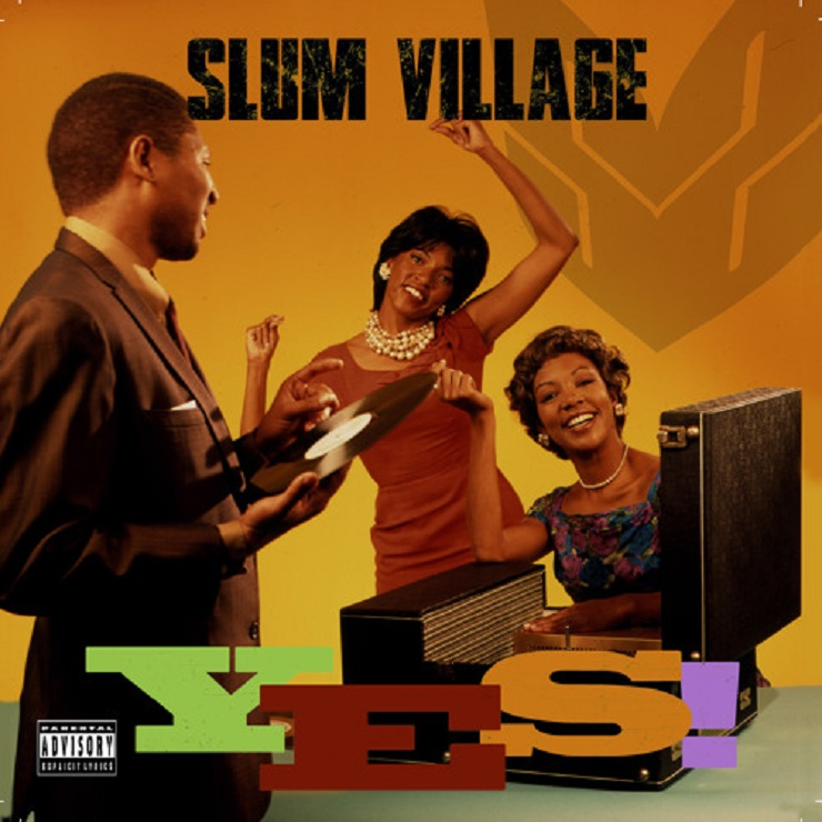 Slum Village Windows ft. J. Ivy