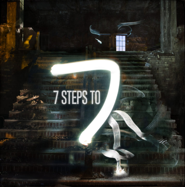 Cam Be 7 Steps to 7 - VII ft. J. Ivy, Kiara Shackelford, David Ben-Porat, Eric Reyes, Amanda Bailey, and Greg Gauba