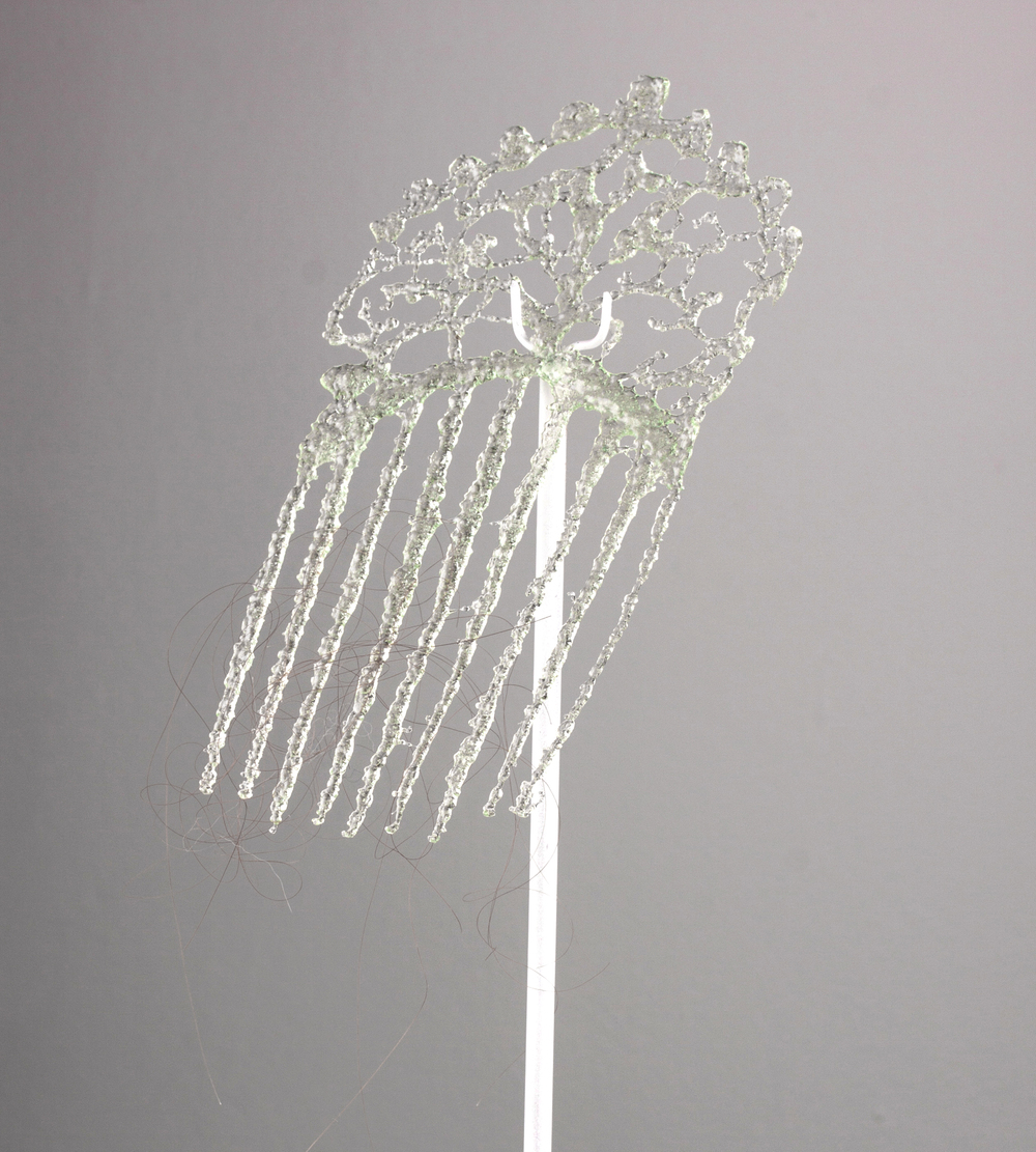 Green Comb I (Mary) KATE CLEMENTS, 2013 PARAGRAPH GALLERY SHOW, FULL SIZED JPG-20.jpg