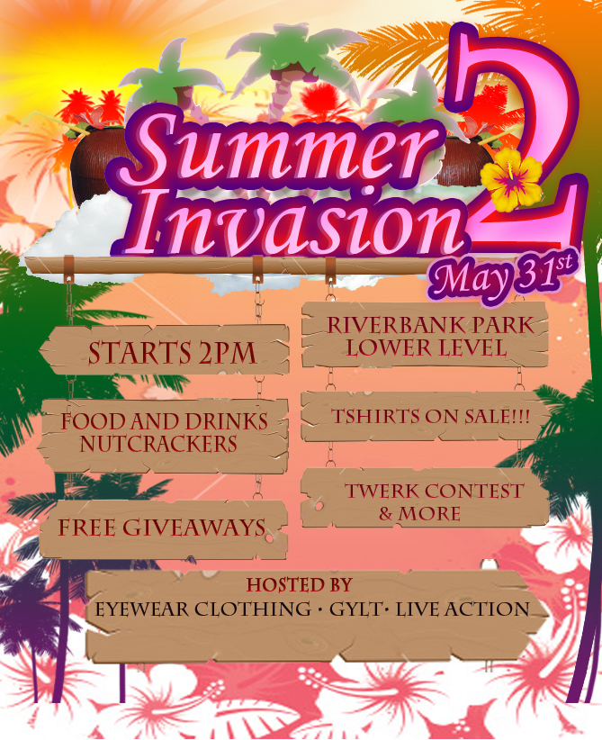 Summer Invasion 2