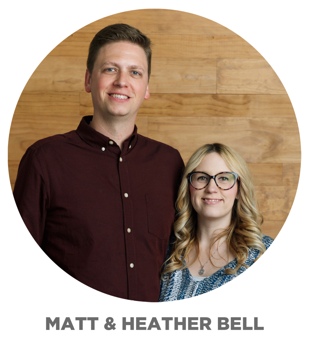 MATT & HEATHER BELL