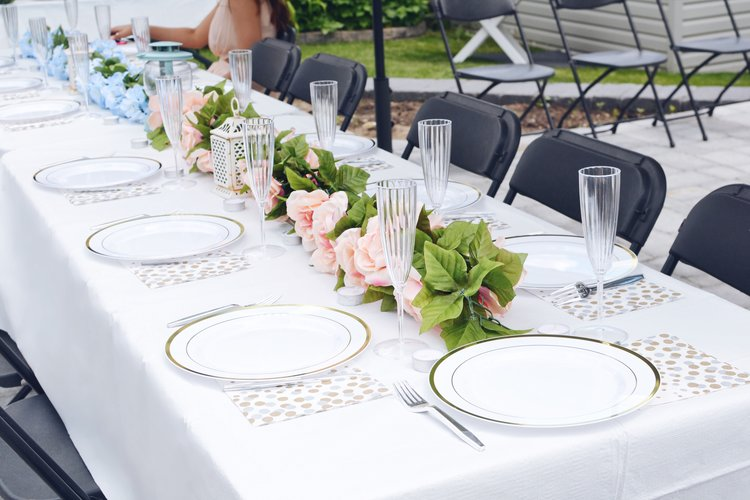 over the past few years ive had my go at hosting a handful of bridal showers bridal showers are one of those events that can be relatively simple to host