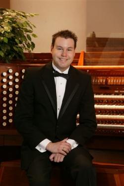 Brett Valliant - An American Organist