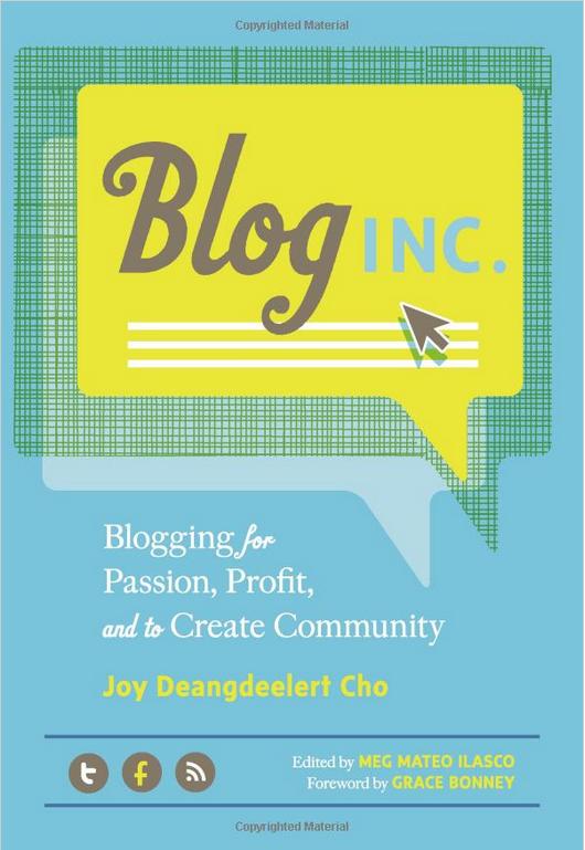 Blog Inc by Joy Cho