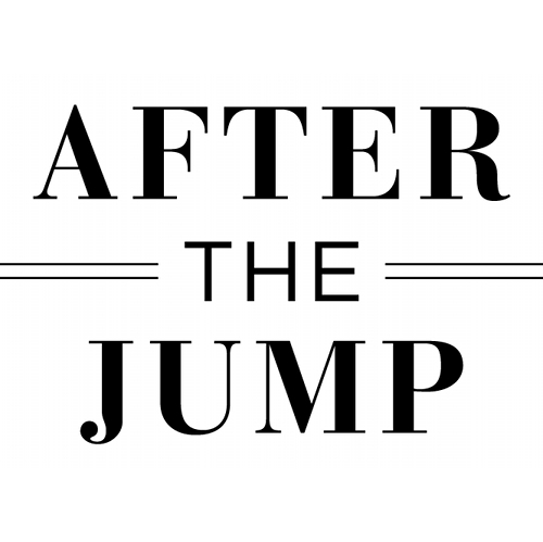 After the Jump by Grace Bonney