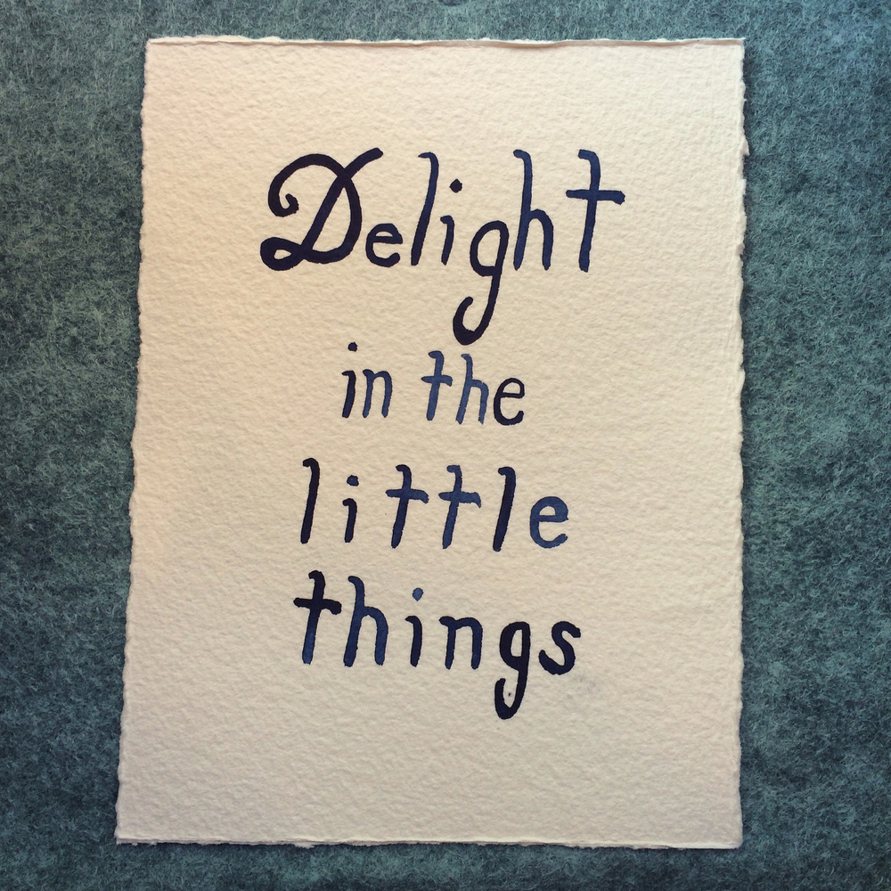 Delight in the little things #loveofpattern www.loveofpattern.com